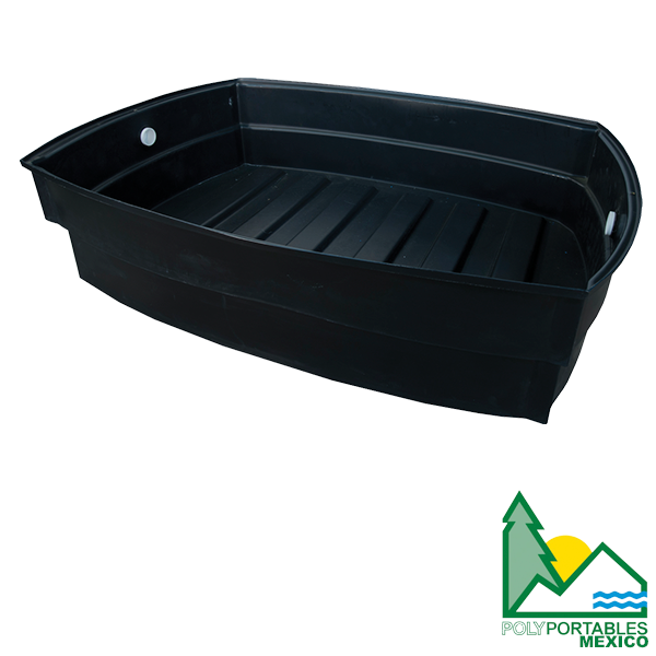 Open-Holding-Tank-Container
